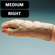 Neoprene_Wrist_Splint_with_Thumb_Extension_Medium_Right