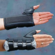 Workhard_D_Ring_Wrist_and_Thumb_Spica_Splint_XL_Left