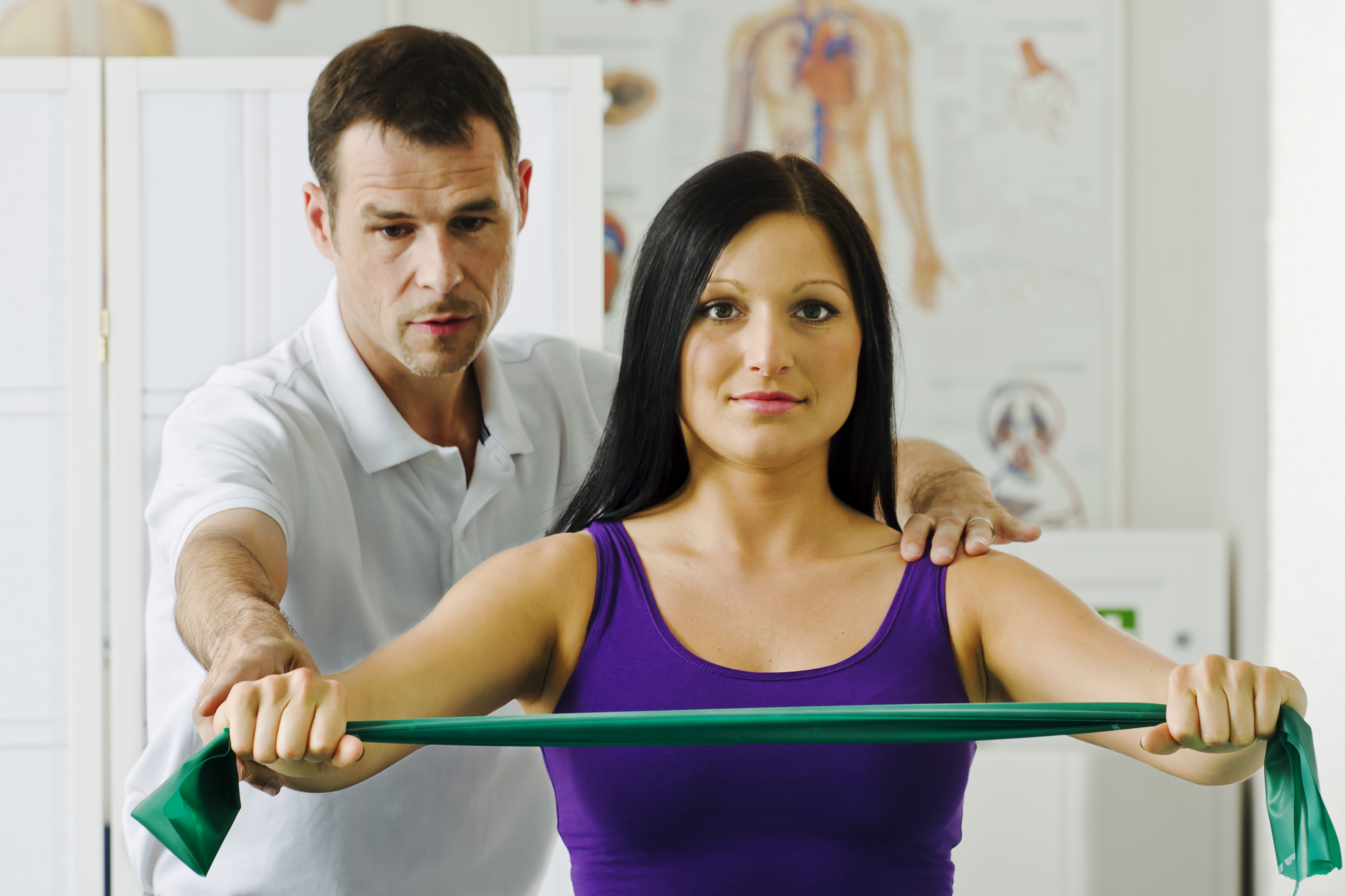 Physiotherapy, Rehabilitation and Exercise Equipment